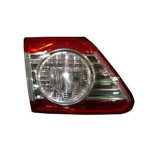 Tail Light Assembly Nsf Certified Left Tyc Fits 11 13 Toyota Corolla
