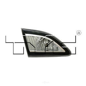 Tail Light Assembly Nsf Certified Tyc 17 0268 00 1 Fits 10 13 Mazda 3