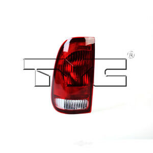Tail Light Assembly Capa Certified Left Right Tyc 11 3190 01 9