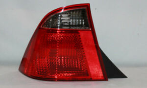 Tail Light Assembly Left Tyc 11 6094 01 Fits 05 07 Ford Focus