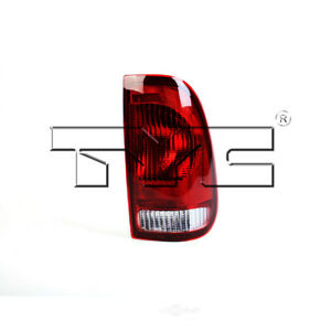 Tail Light Assembly Capa Certified Right Tyc 11 3189 01 9