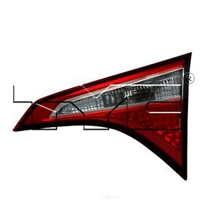 Tail Light Assembly Nsf Certified Tyc 17 5471 00 1 Fits 14 16 Toyota Corolla