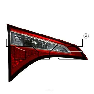 Tail Light Assembly Nsf Certified Tyc 17 5472 00 1 Fits 14 16 Toyota Corolla