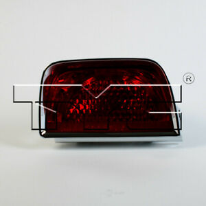 Tail Light Assembly Nsf Certified Tyc 11 6540 00 1 Fits 10 13 Chevrolet Camaro