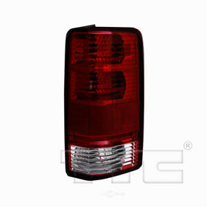 Tail Light Assembly Nsf Certified Right Tyc 11 6283 00 1 Fits 07 11 Dodge Nitro