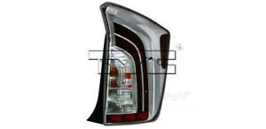 Tail Light Assembly Nsf Certified Right Tyc 11 6465 00 1 Fits 12 15 Toyota Prius