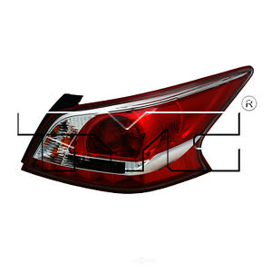 Tail Light Assembly Nsf Certified Right Tyc 11 6479 00 1 Fits 2013 Nissan Altima