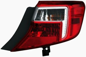 Tail Light Assembly Right Dorman 1571436 Fits 12 14 Toyota Camry