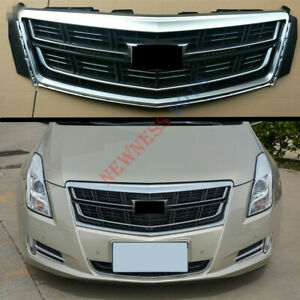 Radiator Front Bumper Upper Grille Vent Grid For Cadillac Xts 2013 2017