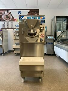 2016 Carpigiani Lb 302 G rtx Batch Freezer Gelato Ice Cream Water Cooled 3 Ph