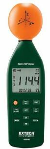 Extech 480846 8ghz Rf Electromagnetic Field Strength Meter
