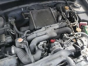 06 07 08 09 10 11 12 13 Subaru Forester 2 5l Turbo Engine