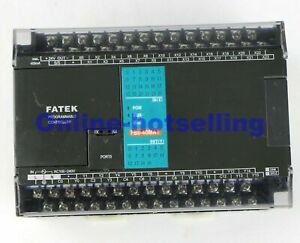 1pc Used Tested Fatek Fbs 40mat Transistor Programmable Logic Controller