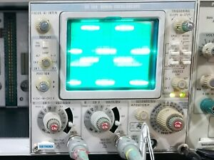 Tektronix Sc 504 80mhz Oscilloscope For Tm 506 Power Module Mainframes