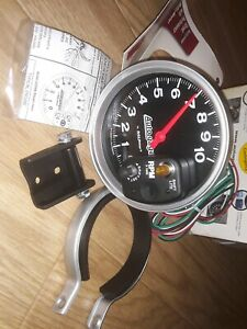 Autometer Monster Tach Autogage Tach Autometer Gauges Street Outlaws