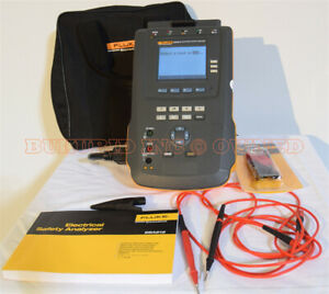 Fluke Biomedical Esa612 Electrical Safety Analyzer Tester 115v