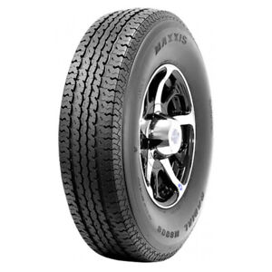 Maxxis St Radial M8008 trailer St225 75r15 10 Ply quantity Of 1