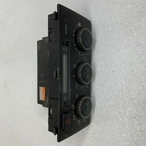 2002 2005 Oem Lexus Is300 A c Climate Control Heater Temperature Ac s3170