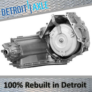 Rebuilt Transmission 6t70 6 speed Auto Mh2 2 77 Ratio For 2012 Impala 3 6l