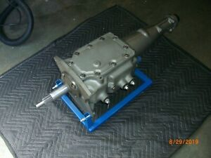 70 Mustang Rebuilt Toploader 4 Speed Close Ratio Boss 302 351 Shelby Rug Aw