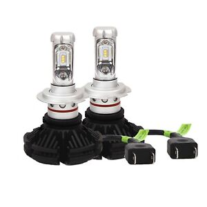 9006 Led Headlight Bulb High Front Light 23000lm 96w pair Car Headlamp 6000k