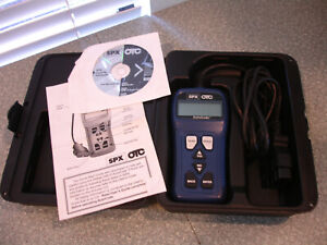 Spx Otc 3407 Autocode Automotive Code Reader Scan Tool Free Shipping