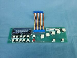 Dental Lab Burn Out Oven Ney 2 525 Control Board