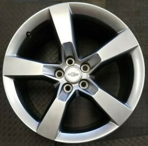 20 Chevy Camaro Factory Oem Alloy Wheel Rim 20x8 2010 2015 Front Wheel