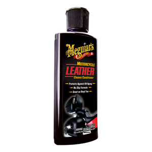 Meguiars Motorcycle Leather Cleaner Conditioner Mc20306 6oz combined Postage