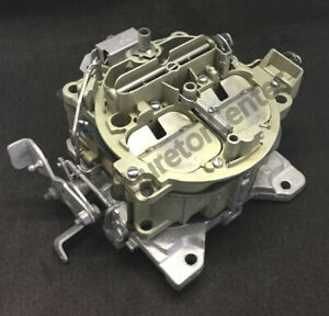 1967 Pontiac Rochester Quadrajet Carburetor Remanufactured