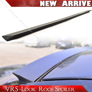 Ship From La Tl 4th V Look Rear Roof Lip Spoiler 2014 Unpainted For Acura