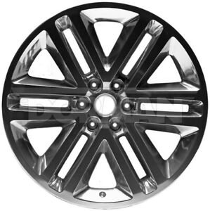 Wheel For 2015 2017 Ford Expedition 22 Inch Alloy Rim 12 Spokes 6 Lug 135mm