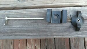 2005 Cadillac Deville Oem Spare Tire Hold Down Bolt And Nut