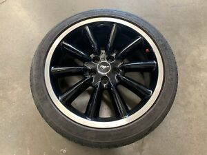 2012 2013 Ford Mustang Boss 302 19x9 Wheel Rim tire 255 40 19 Michelin Oem