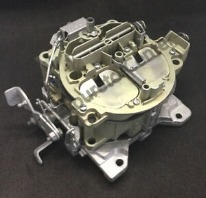 Restoration Service Pontiac Quadrajet Carburetor Remanufacturing