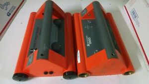Lot Of 2 Vivax Metrotech 9890xt 960 Cable Locator Transmitter For Parts Only