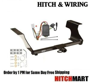 Class 1 Trailer Hitch Wiring Kit For 2009 2013 Subaru Forester 1 1 4 Sq