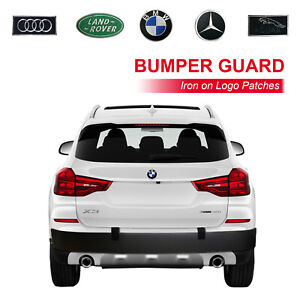Rear Bumper Guard Protector For City Parking 6x75 Inch All Around Protection C