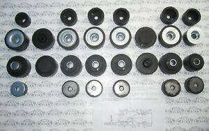 1968 1972 Buick Skylark Gs Body To Frame Core Support Mount Bushing Kit