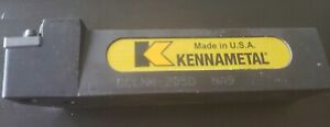 Kennametal Top Notch Tool Holder Dclnr 205d