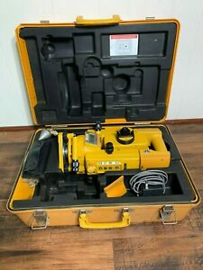 Topcon Gts 3c Transit Level With Case And Accessories