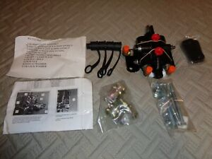 Kubota Bx Rear Hydraulic Remote Kit Bx7322 Nos