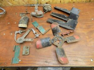 Vintage Willys Military Jeep Parts Lot Gpw M38a1 Cj Mb M38 M170 M606 M274 1942