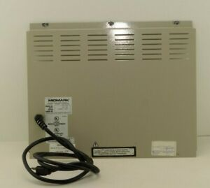 Midmark M11 Ritter M11 002 Rear Back Panel Power Cable Autoclave Sterilizer