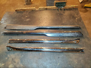 1952 Oldsmobile 88 Hardtop Convertible Door Panel Trim Quarter Window 1951