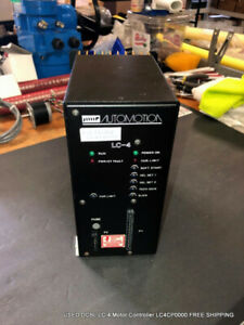 Used Dcbl Lc 4 Motor Controller Lc4cp0000 Free Shipping