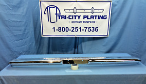 1963 63 Plymouth Valiant Front Bumper show Quality Chrome