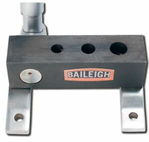 Baileigh Tn 50m Manual Pipe Notcher