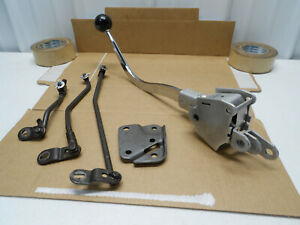 1966 1969 Olds Cutlass 442 Orig Gm Factory Install Hurst 4sp Shifter Complete