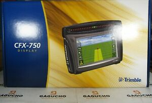 New In Original Box Trimble Cfx 750 With Gps Ag25 Receiver All New Nib